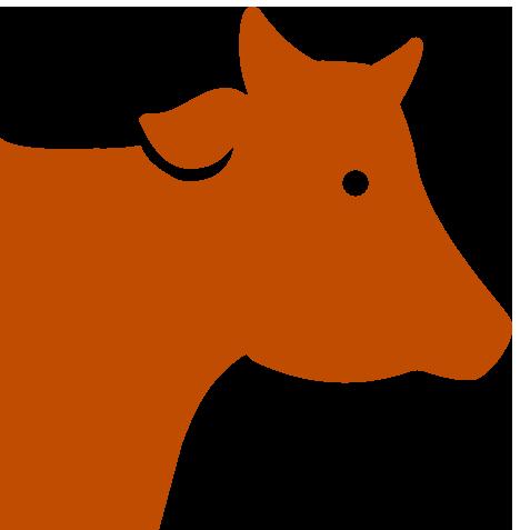 Produits en béton pour bovins