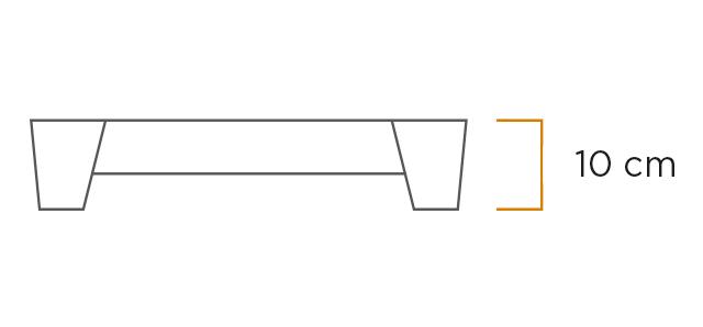 Volle vloerplaat (schema)